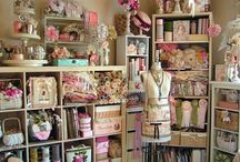 Shabby chic/French country/vintage