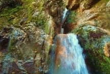 Famous laconian Gorges.Nature calls!