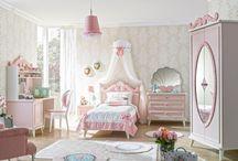 Dormitoare copii fete