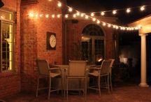 ~~Perfect Patio~~ / Porch/patio outdoor area ideas / by Jill Irish Nguyen