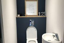 Aménagement wc