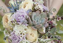 Hand bouquet / We'd hand bouquet