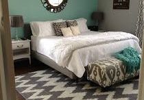 Guest bedroom ideas / by Kim Hardy