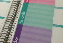 how to organise myself