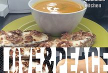 Mijn soepen gemaakt met de Philips soupmaker