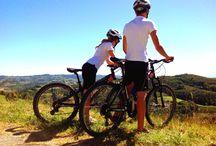 Activities / Outdoor Activities in Piedmont on Langhe and Monferrato hills