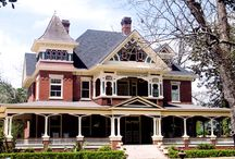 historic homes / beautiful victorian and queen anne style homes