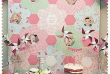 Craft- Paper Quilt / by Jeanette Brinkerhoff
