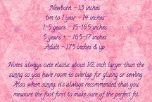 craft / Sepatu bayi/barefoot baby