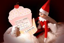 Bronner's Elf on the Shelf Celebrates Birthdays! / Meet J.B., Bronner's Elf on the Shelf. (J.B. stands for Jingle Bells.) J.B. has been invited to a birthday party at Bronner's and is excited to attend! Look for pictures from the birthday party to be pinned, too! / by Bronner's CHRISTmas Wonderland