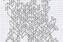 technical pattern