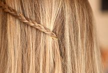 Trenzados y peinados
