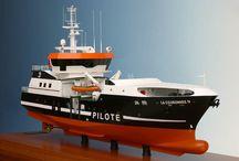 Buques / Maquetas Navales Completas Maquetas de barcos, modelos navales