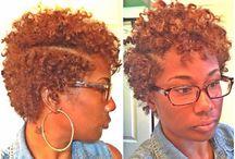 Natural Hair ideas / Natural hair ideas