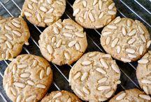 Vegan Cookies / Cookies without dairy or eggs
