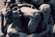 Statues/Sculptures / Statues, sculptures, things from the cemetery...  / by Veronica C.