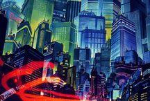 vaporwaze-cyberpunk