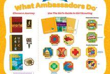 Girl Scout Ambassadors