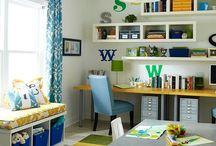 Office/playroom