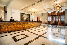 New lobby design by SICIS