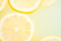 Colour Love: Lemon Sunshine