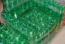 Recyklace plast.lahví
