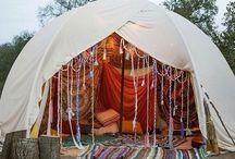 Tanglewood Tales Tent Ideas