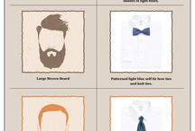 Beard Infographics