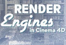 render engine