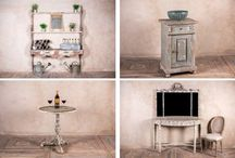 The Shabby Chic Collection / More coming soon... #WatchThisSpace