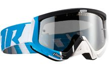 Thor Motocross Goggles - you need a goggle that's fit for battle! / Thor Sniper Motocross Goggles - As you set your sights on your opponent, you need a goggle that's fit for battle. The new Sniper Goggle is up to the task. Designed and developed to offer incredible comfort and performance, the Sniper Goggle will exceed your expectations. Every detail has been refined and engineered to extract the optimum performance and the best fit.