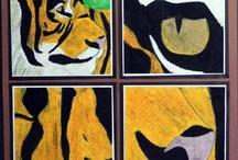Jr. High Art Class / by Taylor Hopkins