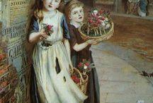 Victorian working children