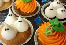 halloween cupcakes decoration