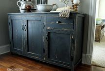 furniture to build / by Emily (Jones) Black