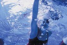 Swimming / by Deborah Goulekas