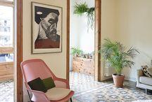 Barcelona apartament / Interiors