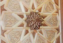 KÜNDEKARİ / Wood arts