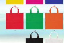 Bolsas para serigrafiar / Bolsas de algodón, poliéster, non-woven, para serigrafiar, comercio, merchandising, publicidad. Andaluza de Serigrafía. www.grupotextil.es.