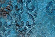 INSPIRATIONS: Texture + Pattern / Textures