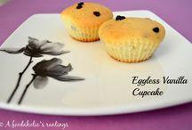 Eggless Baking