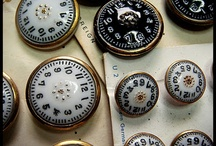 Just buttons / A collection of vintage and recent buttons / by Margo Horowitz