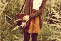 Autumn style / What I think girls should wear in the Autumn.