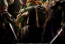 Teenage Mutan Ninja Turtles!