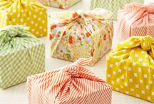 Gifting / Interesting and creative gifts and/or ways to wrap them / by Michelle Yuen