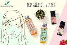 Massages bien-être / Recettes d'huiles de massage à réaliser soi-même et techniques de massage