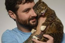 Big LOVE for Lil Bub / by Christi Kight
