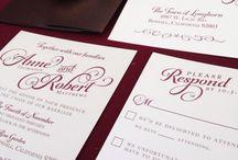 Invitaciones / Baúl de ideas e inspiración para invitaciones de boda