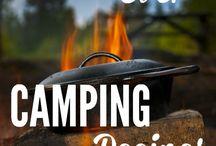 Want kamp is lekkor