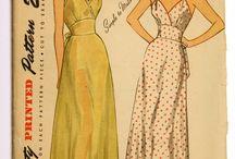 Fashion ~ Negligées & Kaftans / Robes, kaftans, loungewear... / by Kate Wynn